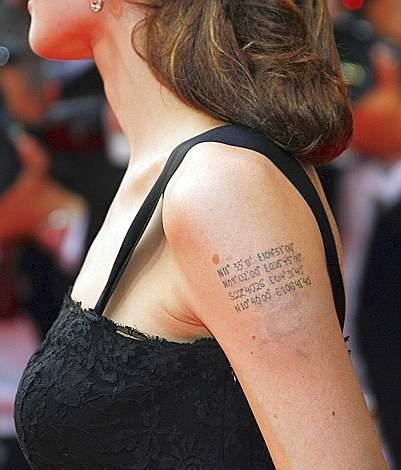 Angelina Jolie a Cannes