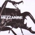 Copertina di 'Mezzanine' dei Massive Attack (1998)