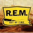 Copertina di 'Out of Time' dei R.E.M. (1991)