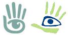 Il logo delle manifestazione 'Expo Show' di Confindustria Bergamo vs. il logo di Second Life