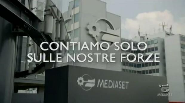 L'articolo 'Mediaset ostaggio dei processi di Berlusconi: ecco il nuovo spot istituzionale' di Fabio Morasca